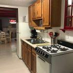 Kitchen lake house cottage Moonlight Bay Resort