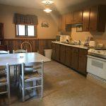 kitchen The Moose Cottage Moonlight Bay Resort